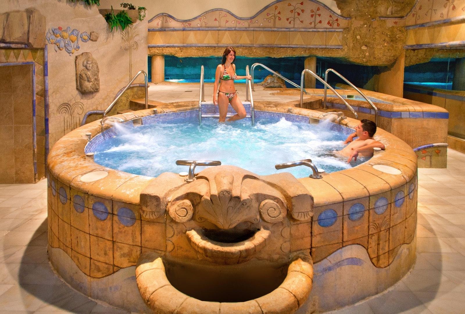 Foto 4 Oferta Senzia Spa & Wellness Hotel Senator Gran via Madrid {2} - GymForLess