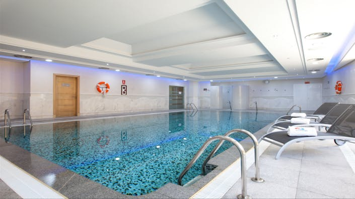 Oferta centro senzia spa wellness hotel senator mar for Bb fit padova