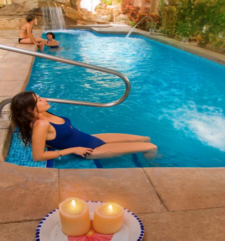 Foto 4 Oferta Senzia Spa & Wellness Hotel Senator Playasol Almería {2} - GymForLess