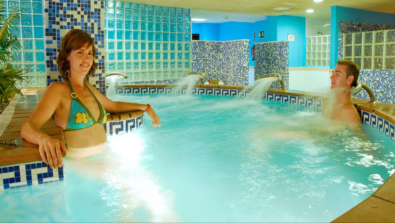 Foto 1 Oferta Senzia Spa & Wellness Hotel Senator Almuñecar Playa Almuñécar {2} - GymForLess