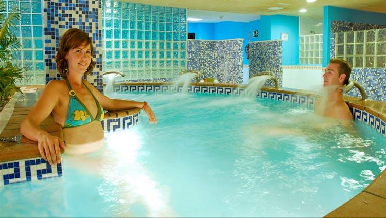 Senzia Spa & Wellness Hotel Senator Almuñecar Playa