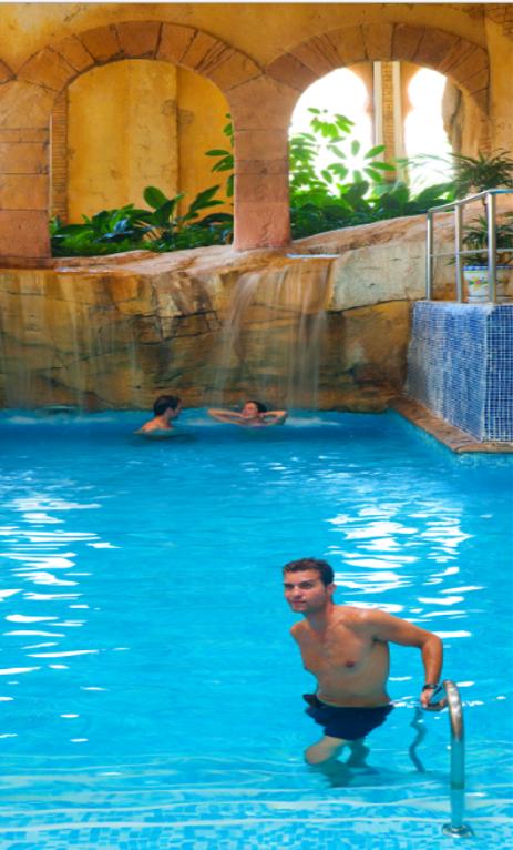Foto 0 Oferta Senzia Spa & Wellness Hotel Senator Playacalida Almuñécar {2} - GymForLess