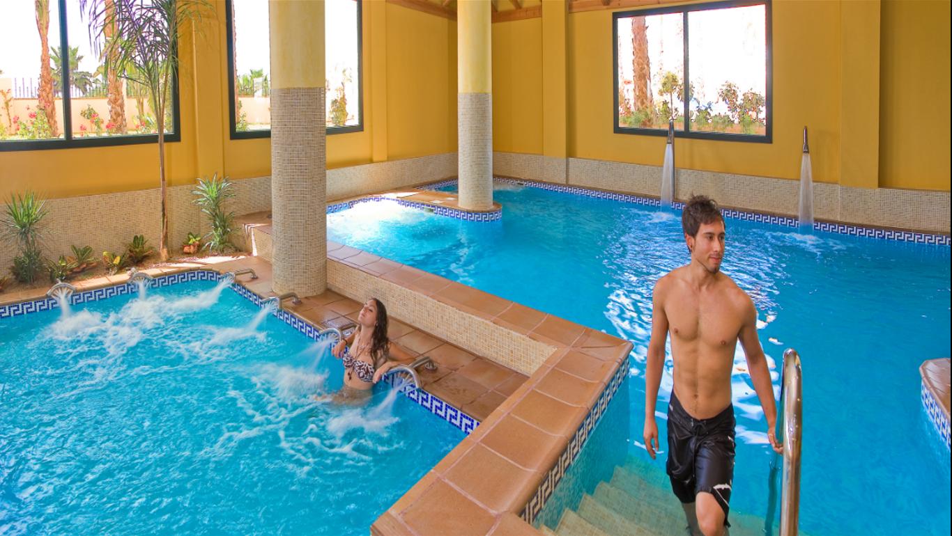 Foto 0 Oferta Gimnasio Senzia Spa & Wellness Hotel Senator Playamarina Ayamonte - GymForLess