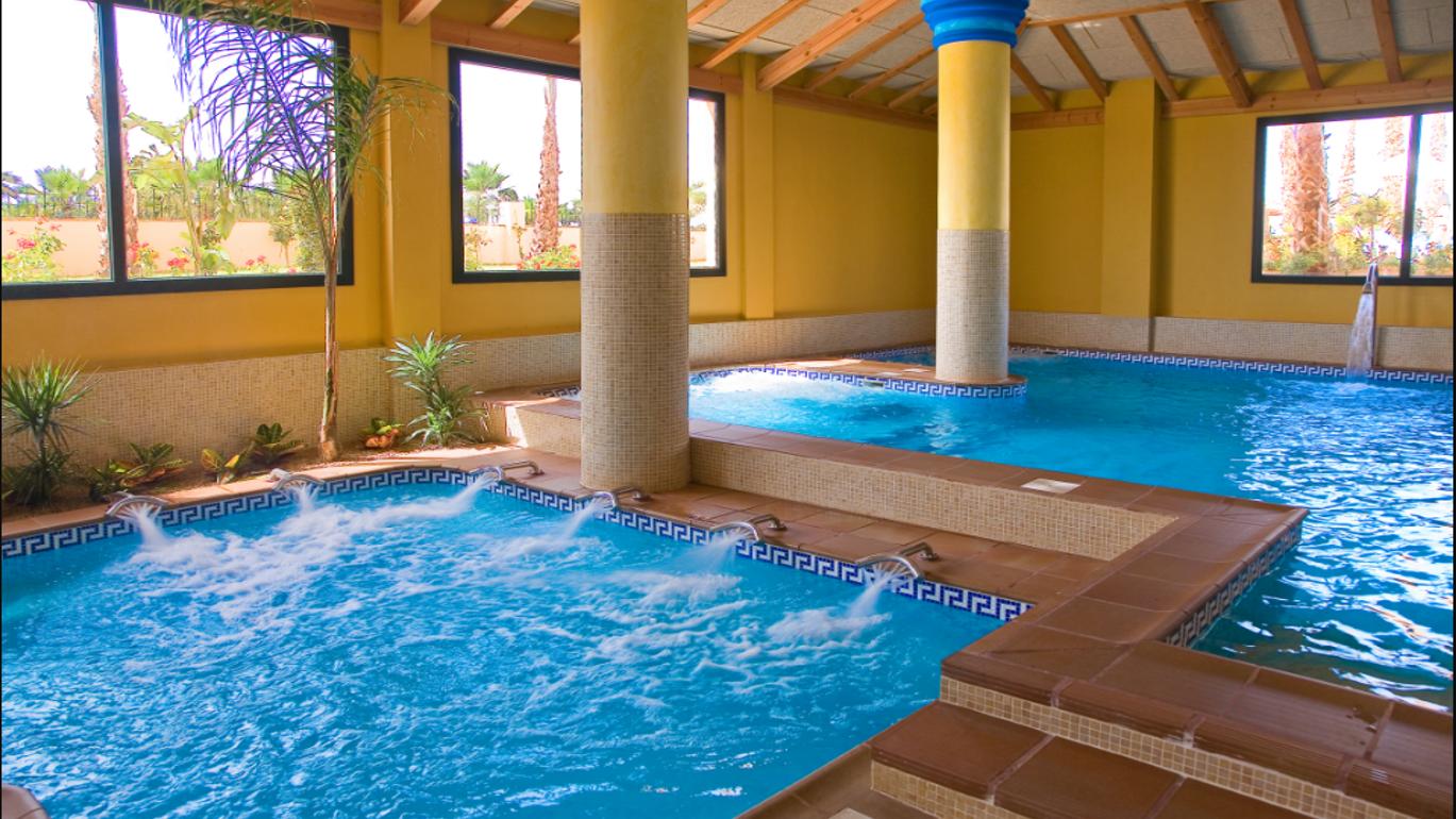 Foto 2 Oferta Gimnasio Senzia Spa & Wellness Hotel Senator Playamarina Ayamonte - GymForLess