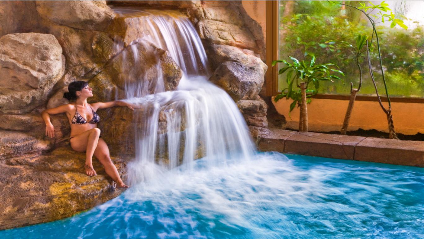 Senzia Spa & Wellness  Diver Hotel Tenerife Senator