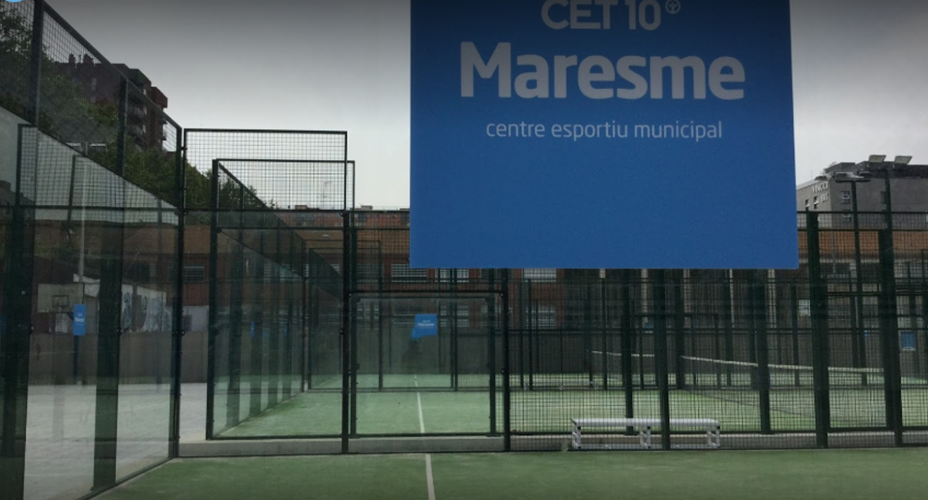 Picture 0 Deals for Gym CEM Maresme Padel Barcelona