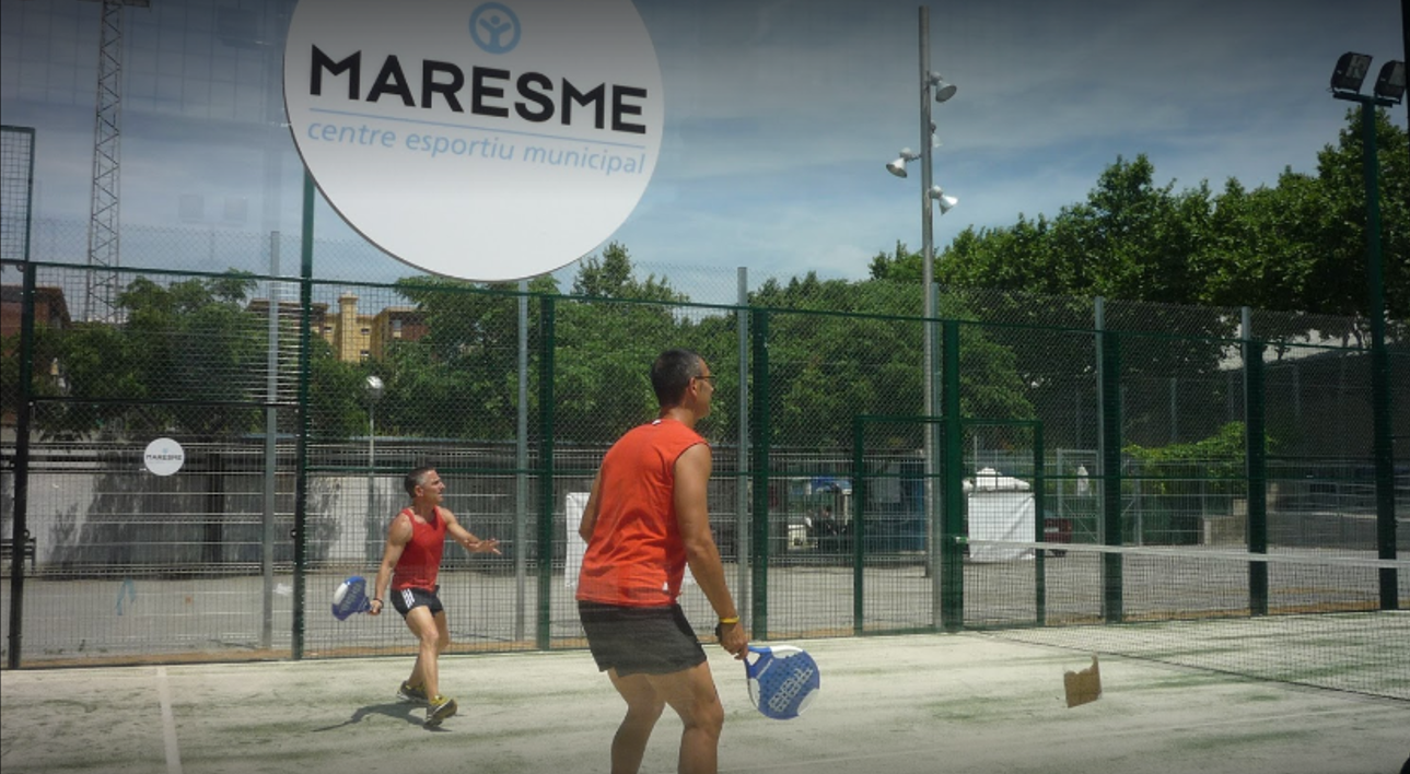 Picture 3 Deals for Gym CEM Maresme Padel Barcelona