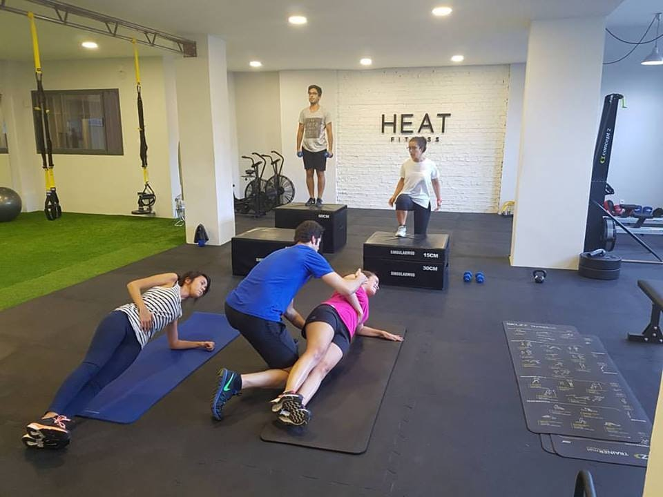 Foto 4 Oferta Heat Fitness Madrid {2} - GymForLess