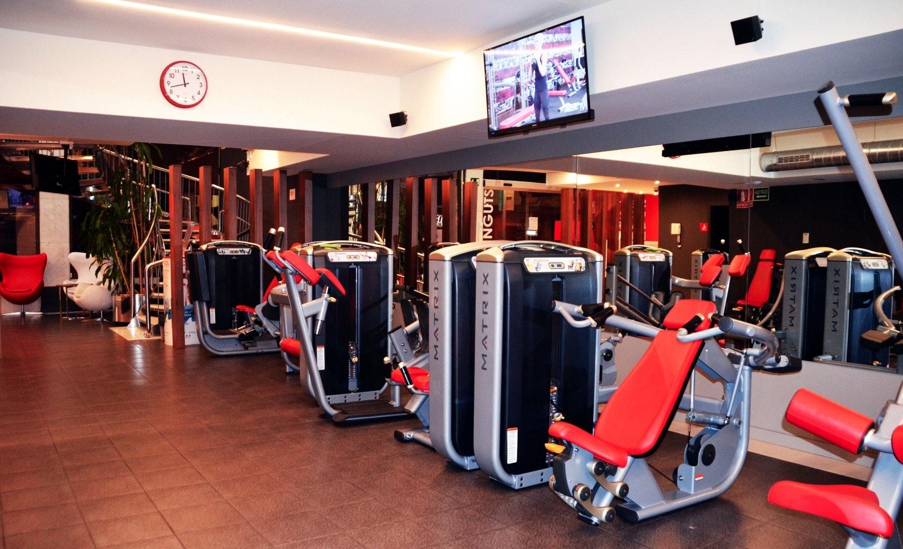 Foto 4 Oferta SNAP Fitness · 24-7 BCN- LESSEPS Barcelona {2} - GymForLess
