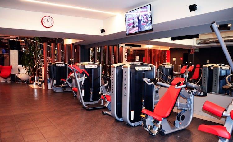 SNAP Fitness · 24-7 BCN- LESSEPS