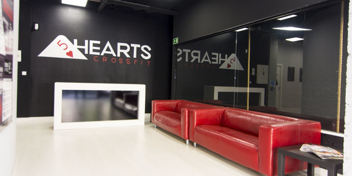 Foto 8 Oferta 5 Hearts Crossfit Madrid {2} - GymForLess