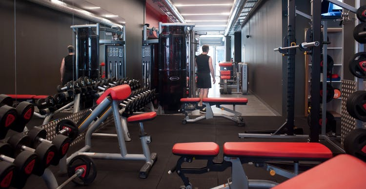 SNAP Fitness · 24- 7 BCN Centre