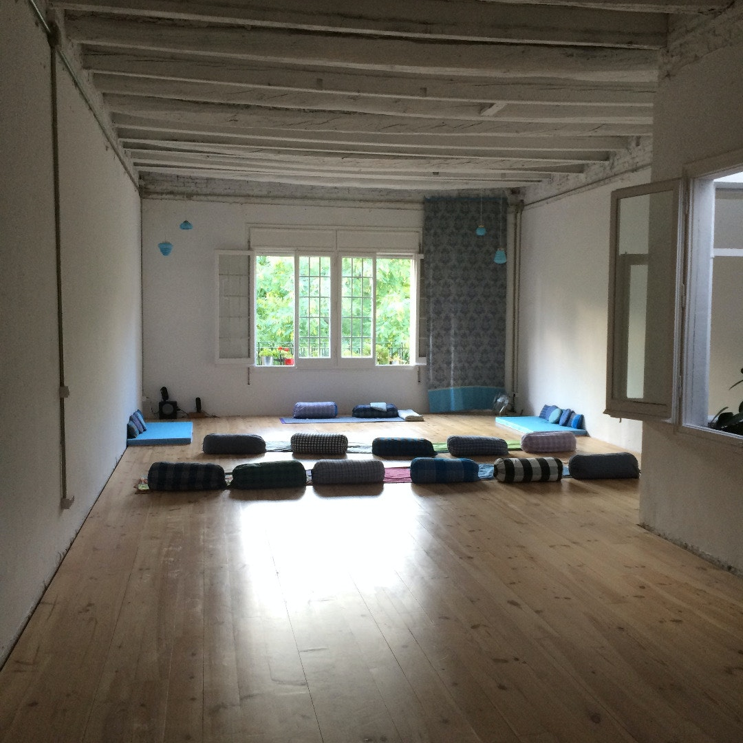 Picture 0 Deals for Yoga con Gracia Espacio Norte Barcelona {2}