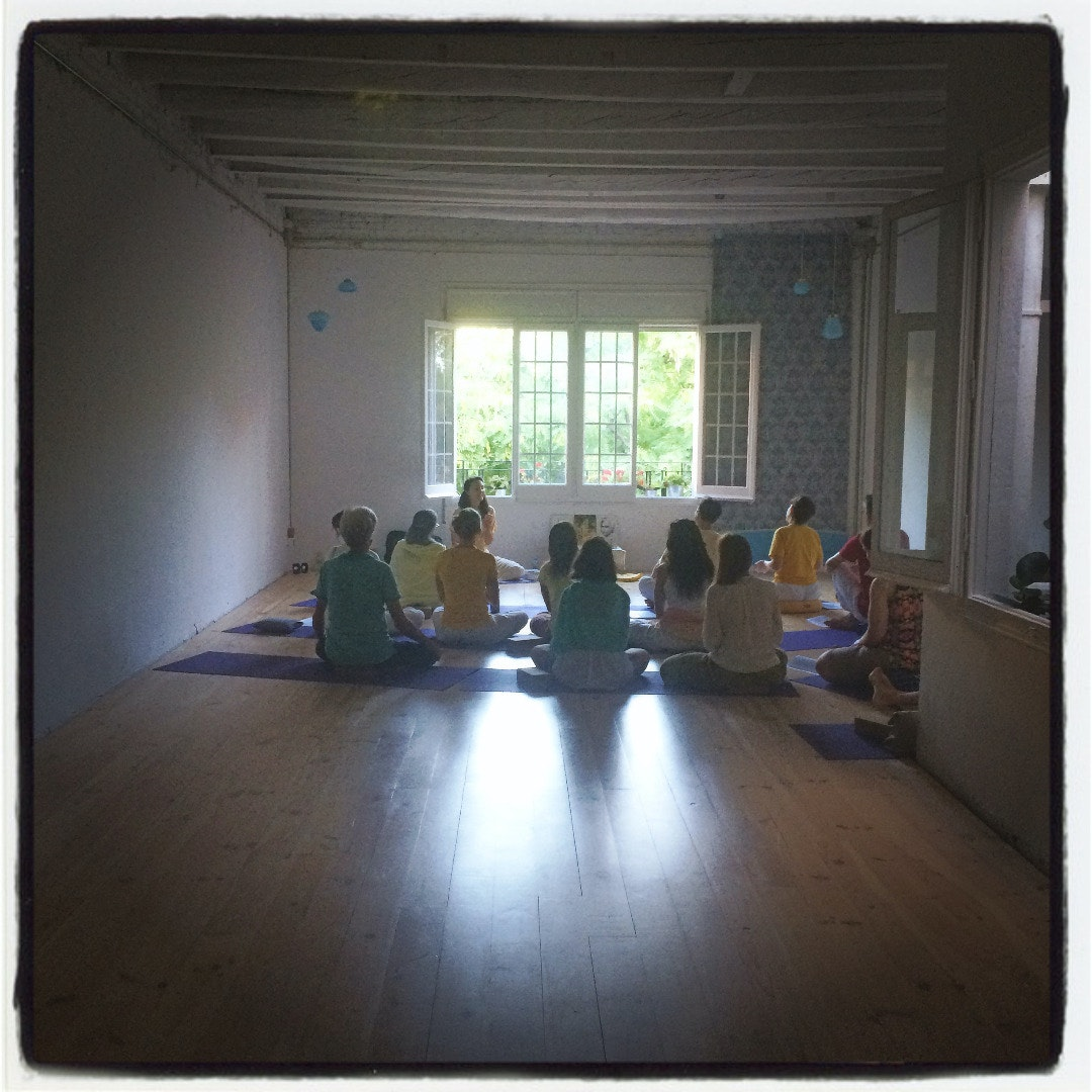 Picture 2 Deals for Yoga con Gracia Espacio Norte Barcelona {2}