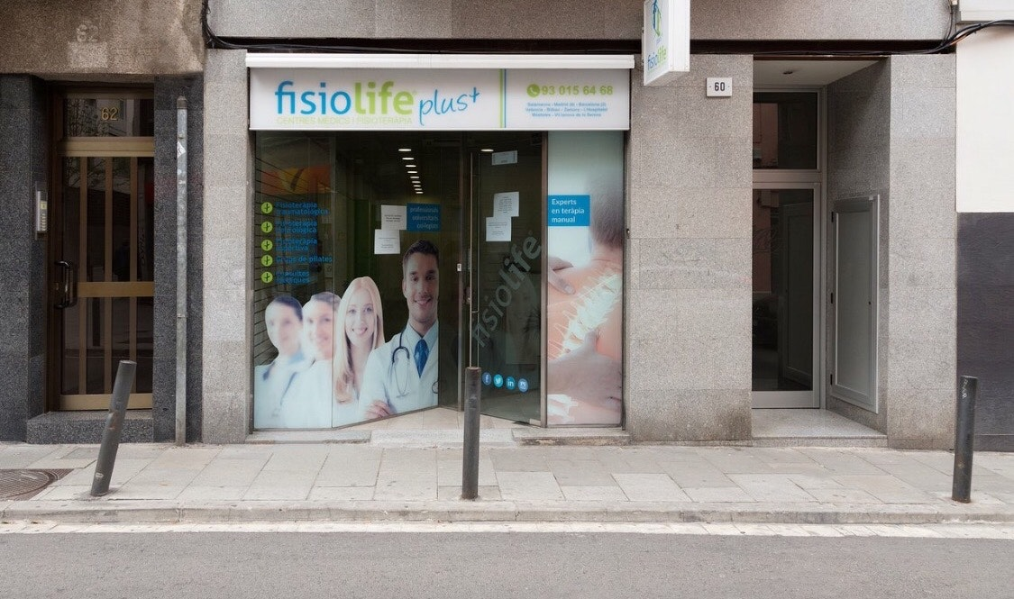 Picture 5 Deals for Gym Fisiolife Plus Collblanc L'Hospitalet de Llobregat