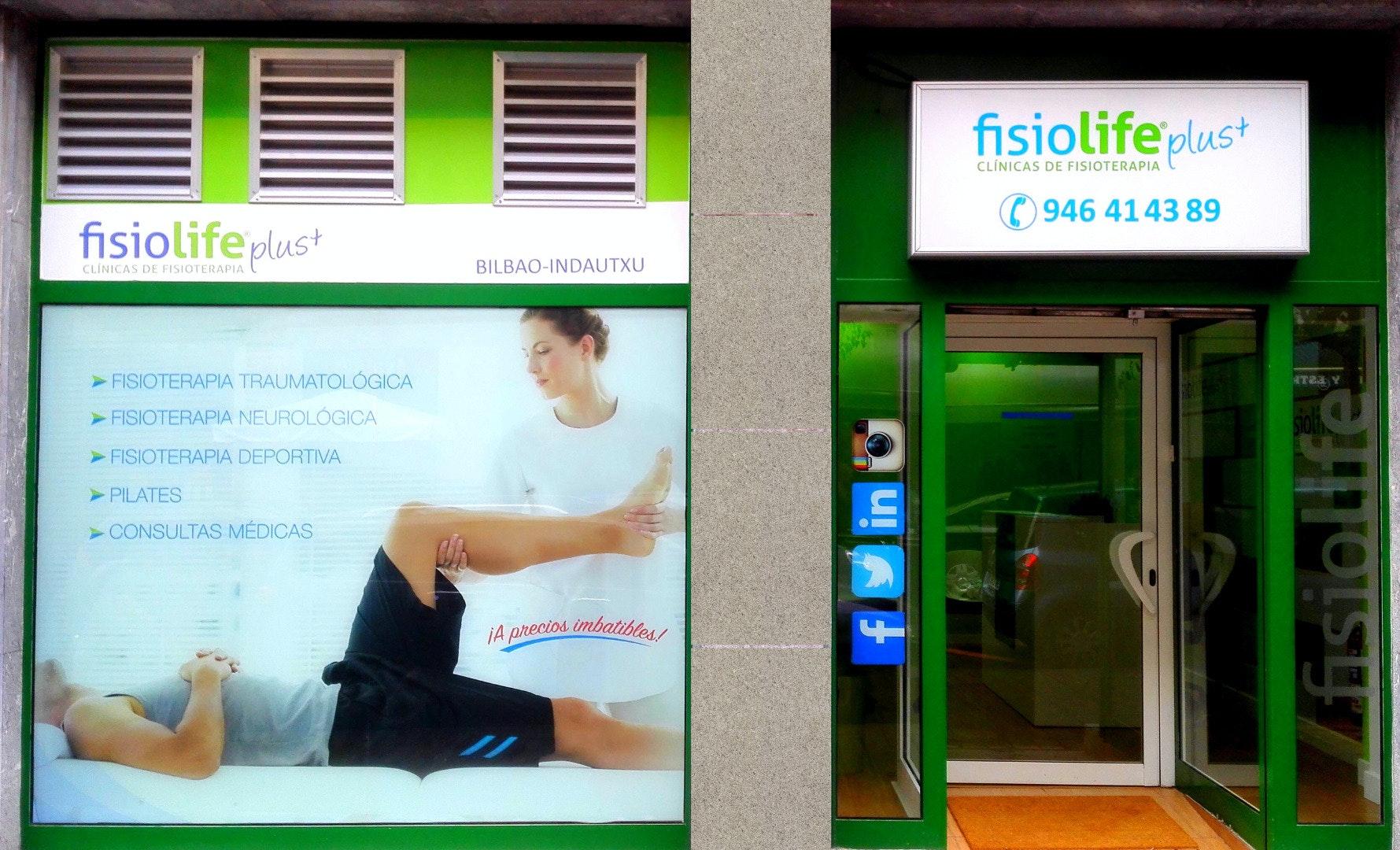 Foto 2 Oferta Gimnasio Fisiolife Bilbao Indautxu Bilbao - GymForLess