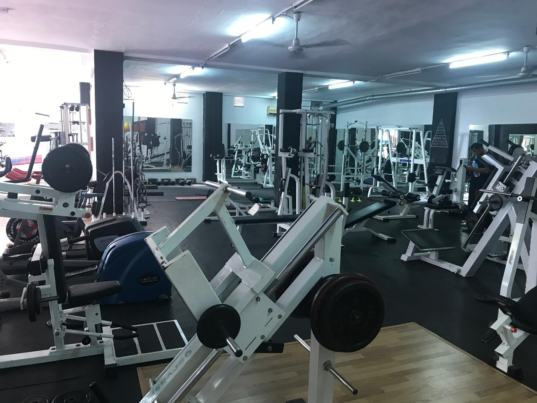 Oferta gimnasio gimnasio budokan almer a gymforless for Gimnasio jaen