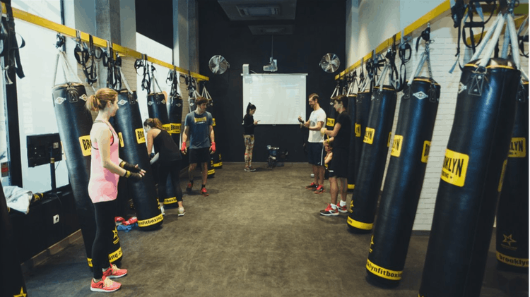 Los mejores gimnasios con kick boxing en madrid for Gimnasios baratos madrid