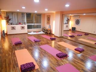Centro de Yoga Luna