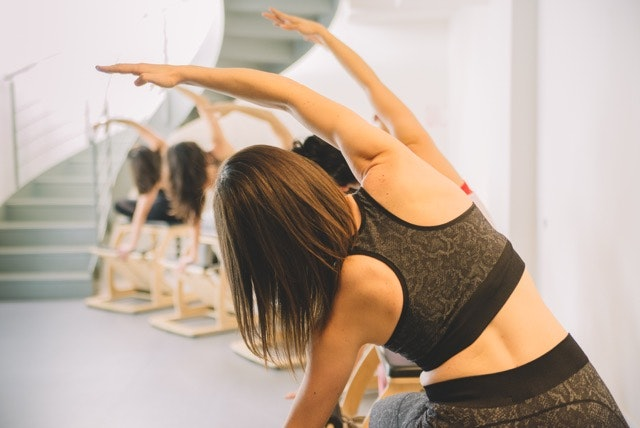 Foto 3 Oferta Gimnasio Slings Barcelona Pilates Barcelona - GymForLess