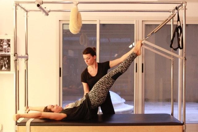 Slings Barcelona Pilates Máquina