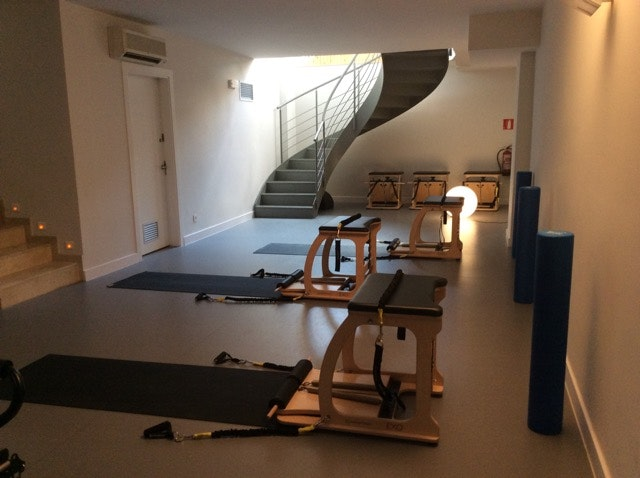 Foto 4 Oferta Gimnasio Slings Barcelona Pilates Máquina Barcelona - GymForLess