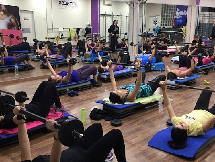 Campus Gym Valencia