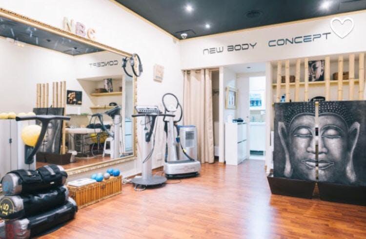 New Body Center Vila Olímpica