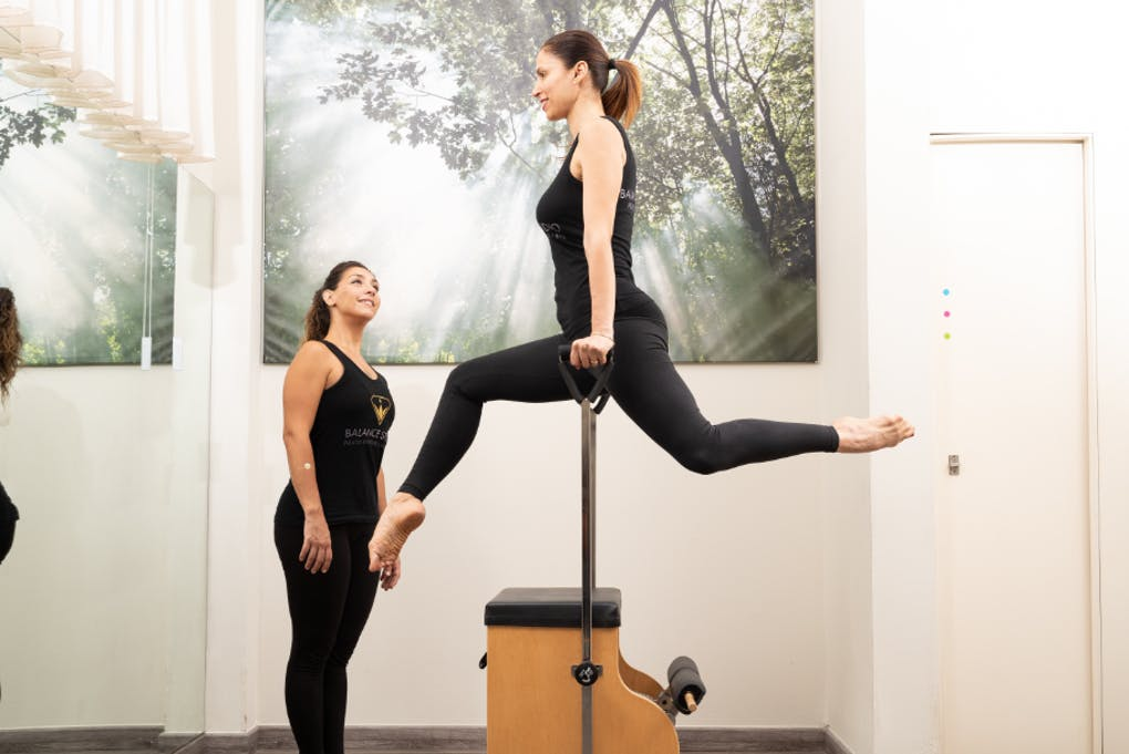 Balance Studio - Pilates Boutique & Health Bar