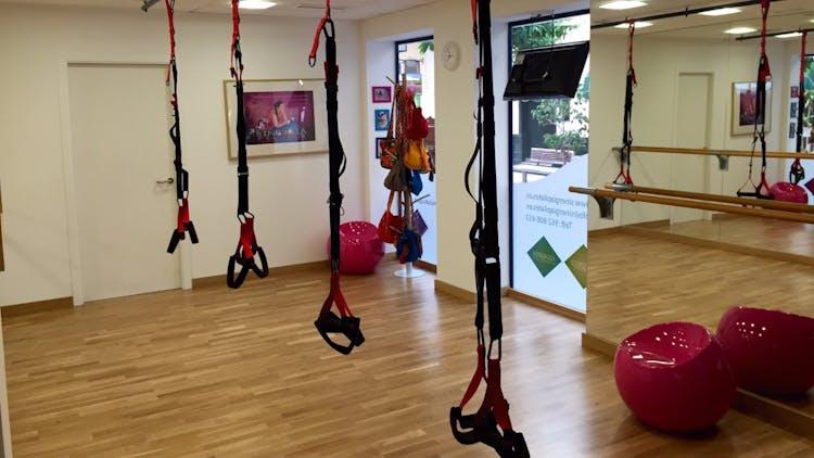 Sinergia Pilates Suelo