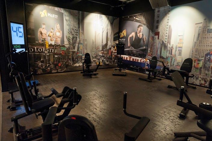 oferta gimnasio mcfit nuevos ministerios madrid gymforless