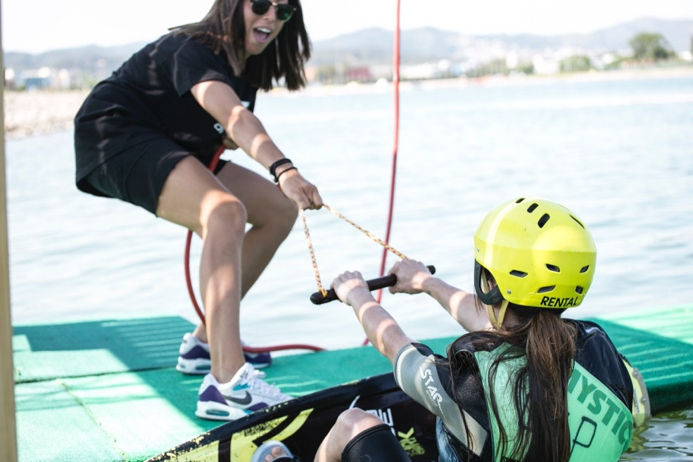 Picture 1 Deals for Olimpic Cable Park Castelldefels {2}