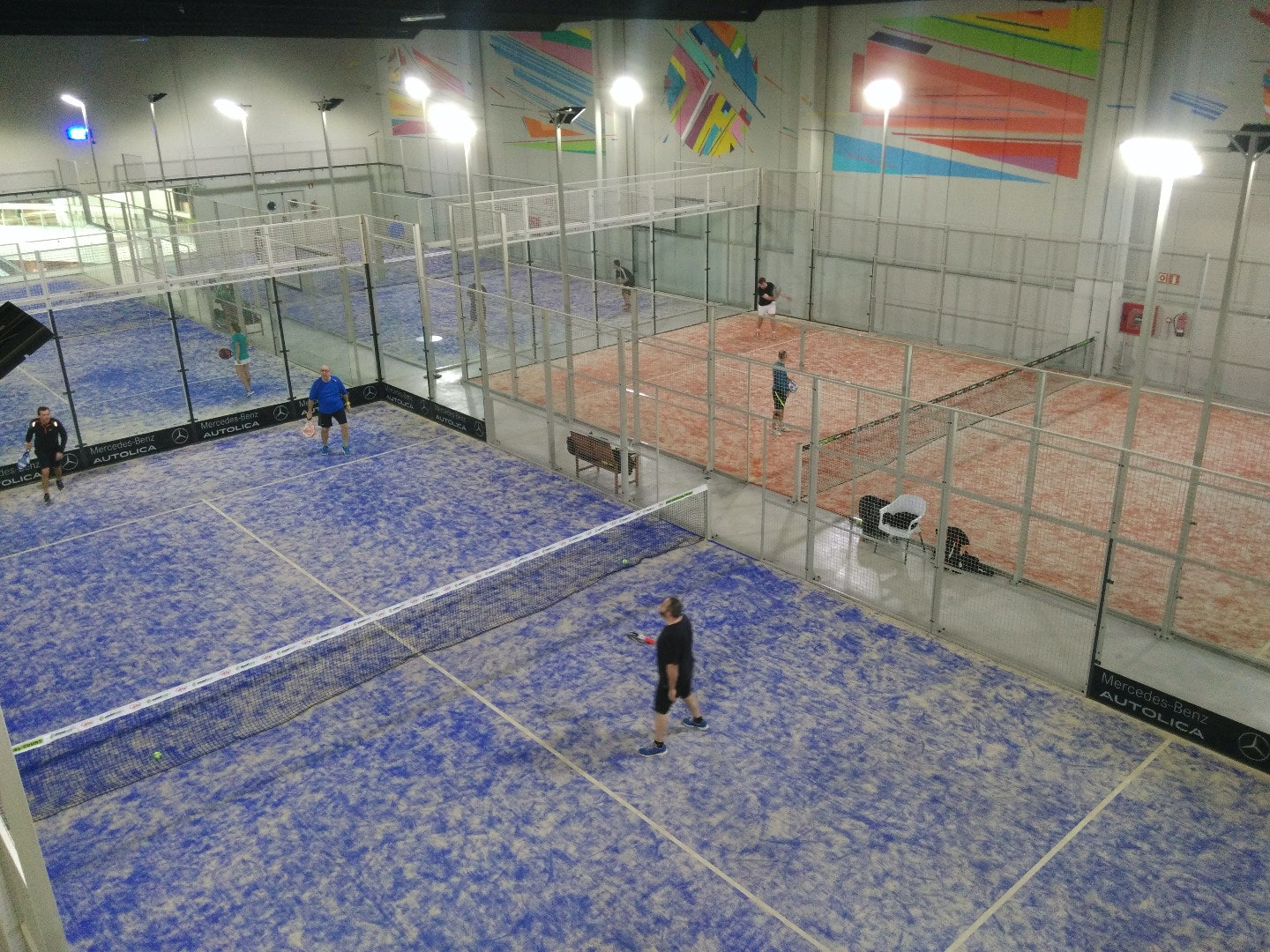 Picture 0 Deals for WOW PADEL INDOOR Cornellà de Llobregat {2}