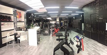 Ruth Vela fitness gym