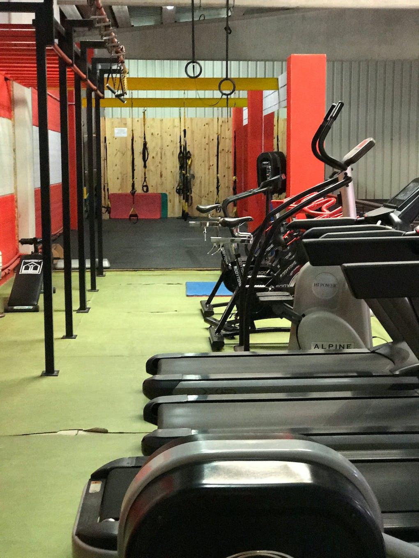 AmicX Centre Esportiu