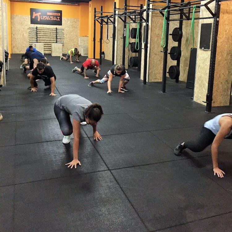 CrossFit Kudasai
