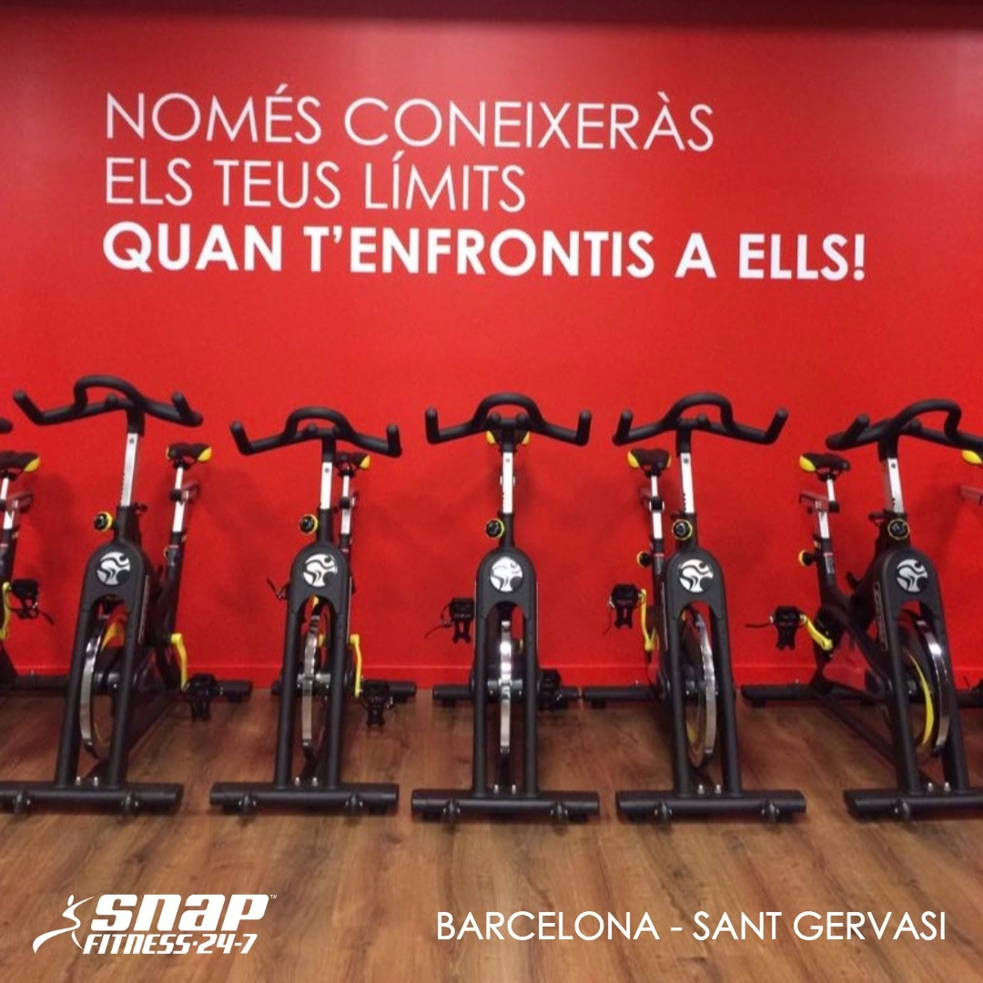 Picture 3 Deals for SNAP Fitness Sant Gervasi Barcelona {2}
