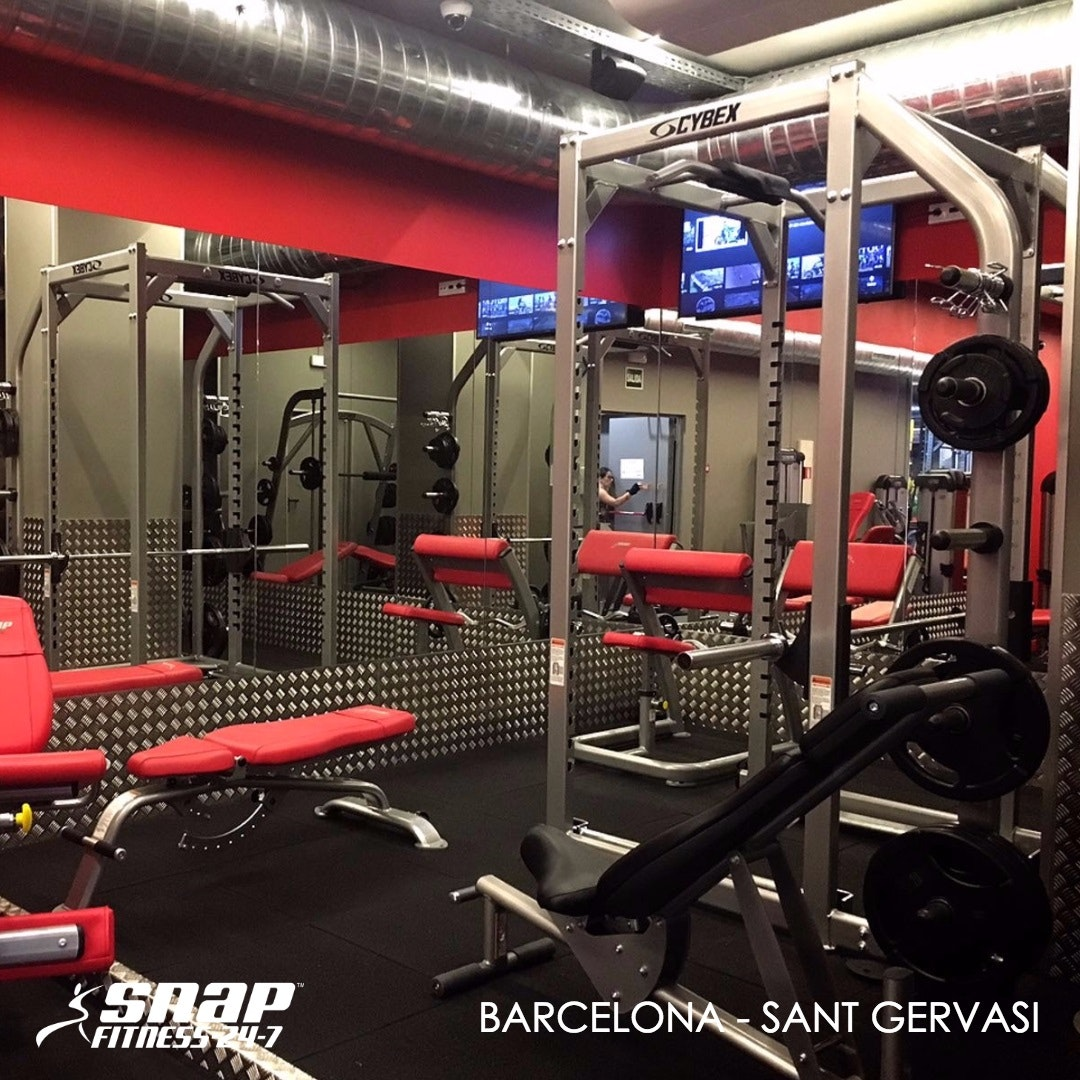 Picture 1 Deals for SNAP Fitness Sant Gervasi Barcelona {2}