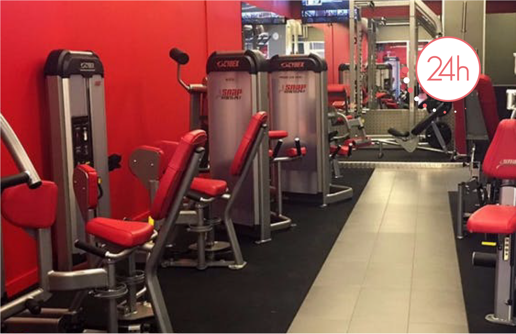 Picture 0 Deals for SNAP Fitness Sant Gervasi Barcelona {2}
