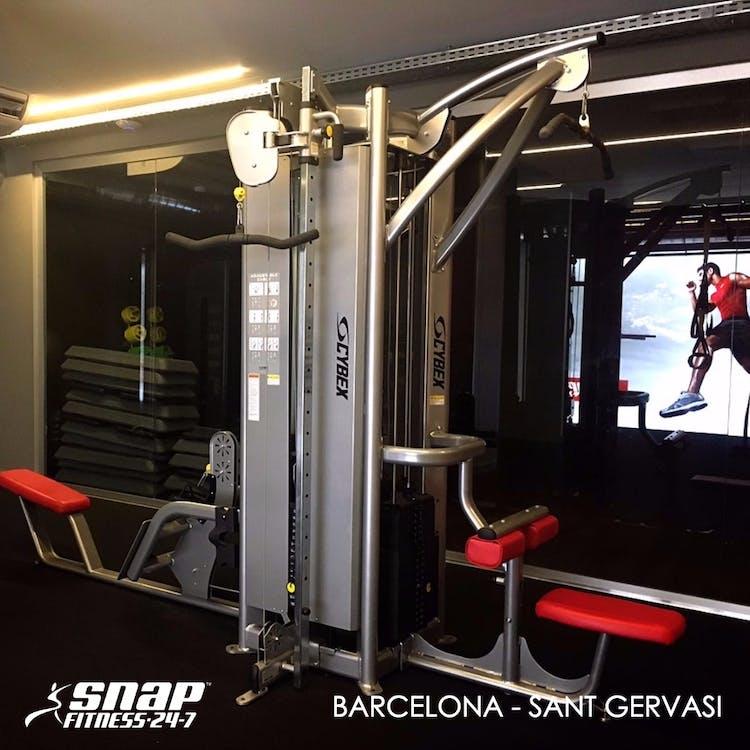 SNAP Fitness Sant Gervasi