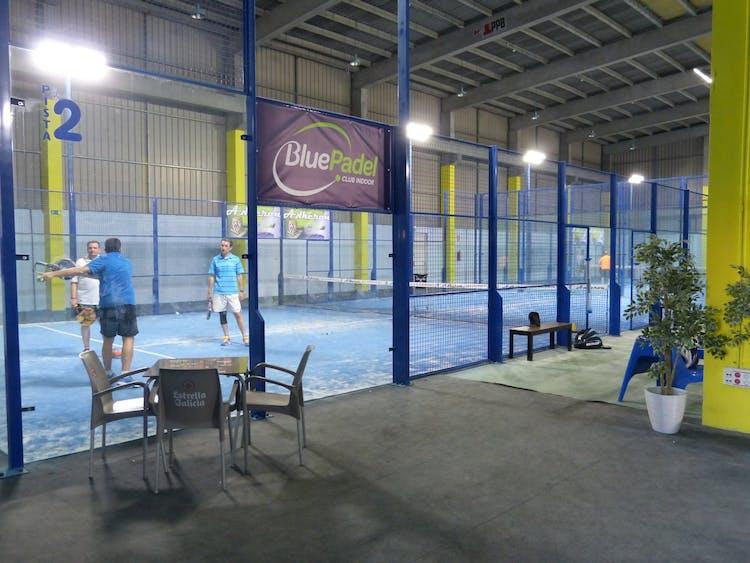 Blue Padel Club Indoor