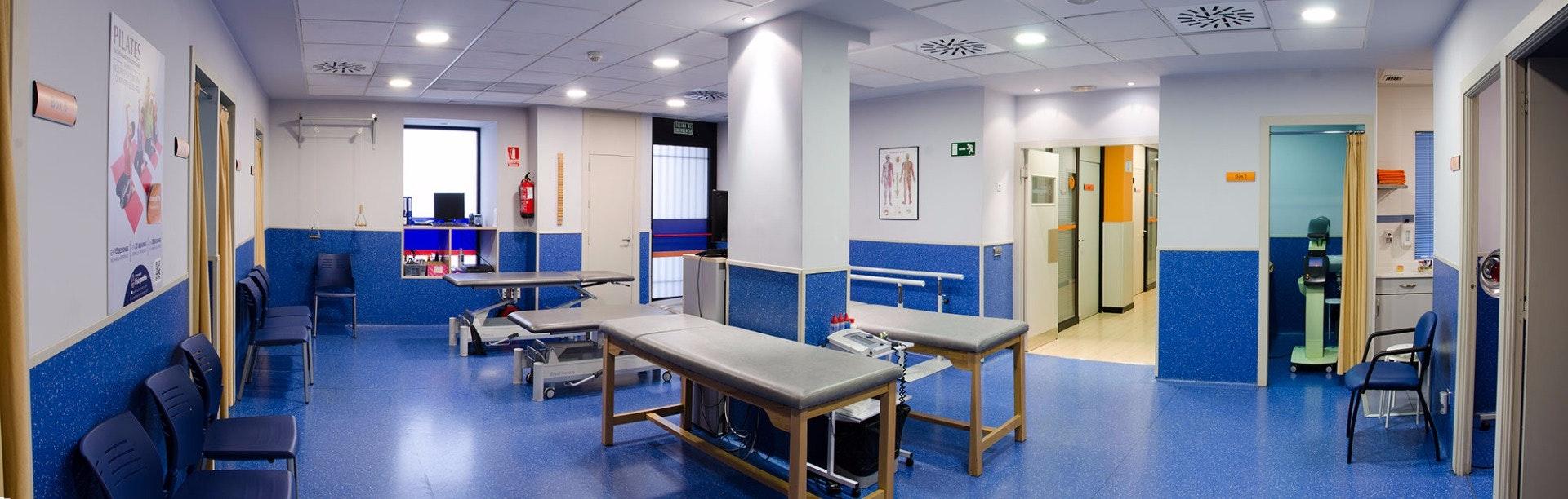 Foto 1 Oferta Fisiogestión Plaza España Masaje Madrid {2} - GymForLess