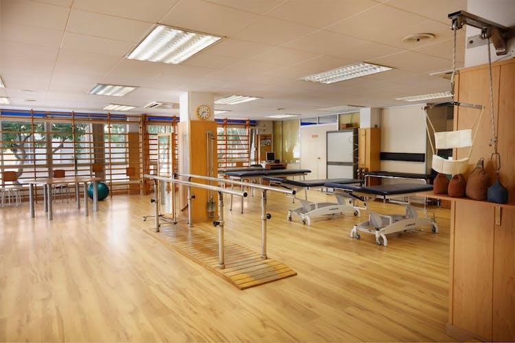 Gimnasios en l 39 hospitalet de llobregat con ofertas y los for Gimnasio hospitalet