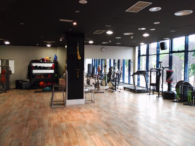 Fitness Club Majadahonda Entrenamiento Grupos Reducidos