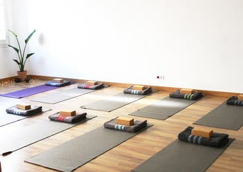 Om lines yoga - Clases Online