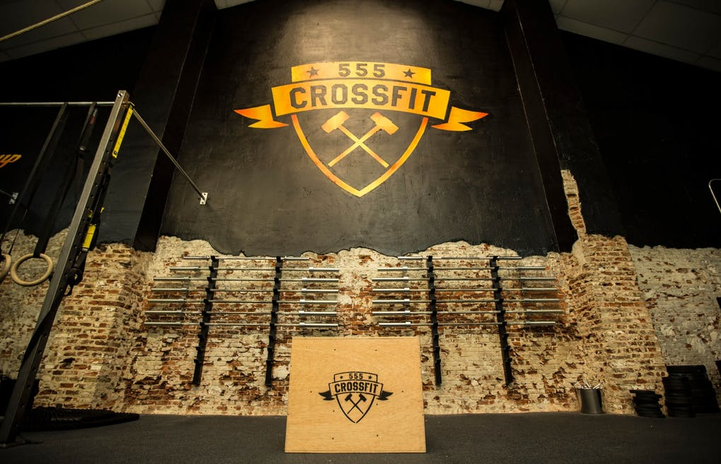 555 Crossfit