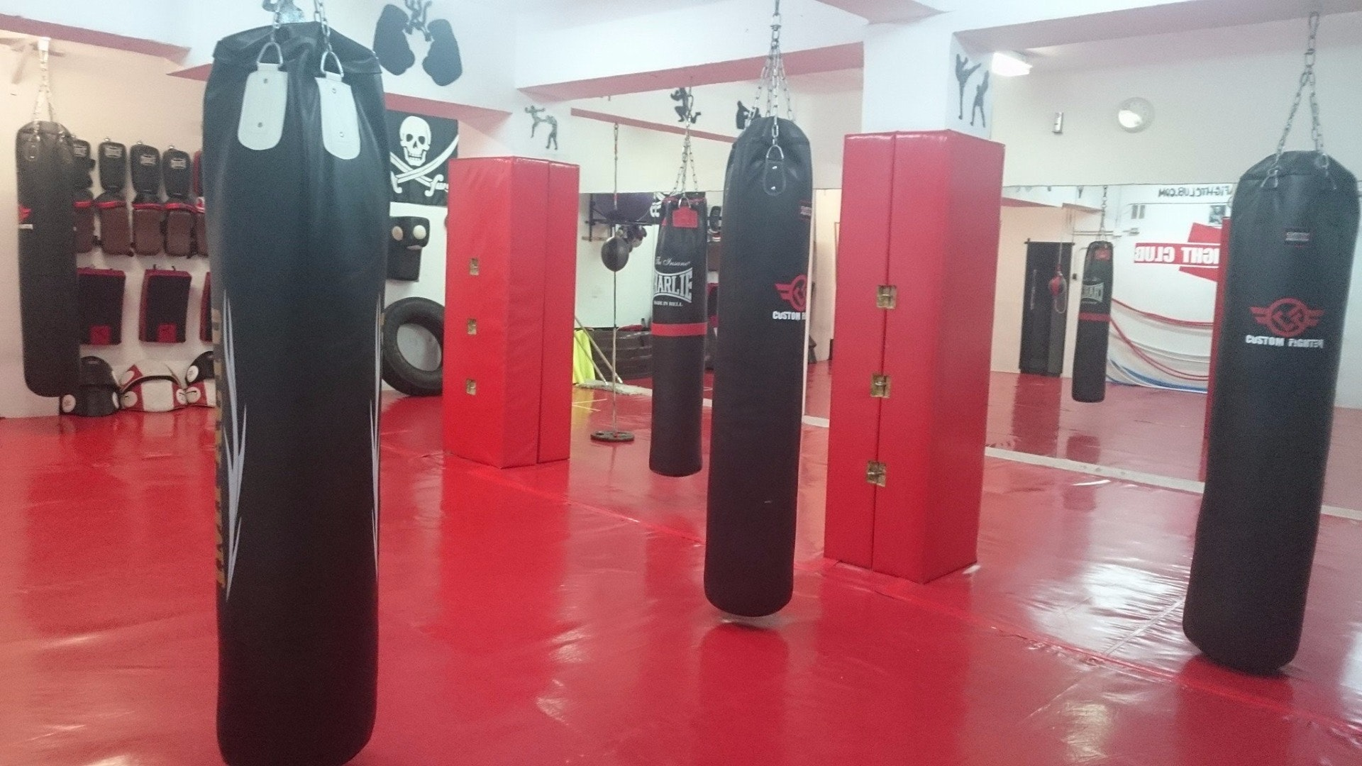 Foto 1 Oferta Usera Fight Club Madrid {2} - GymForLess