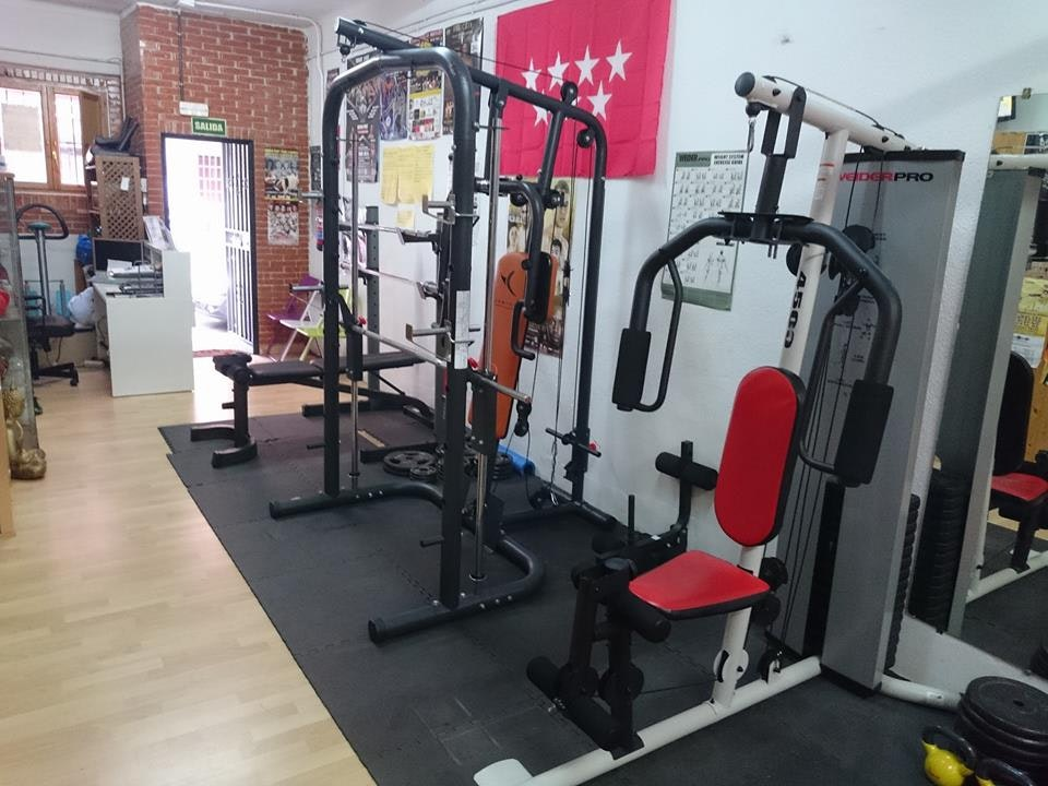 Foto 3 Oferta Usera Fight Club Madrid {2} - GymForLess