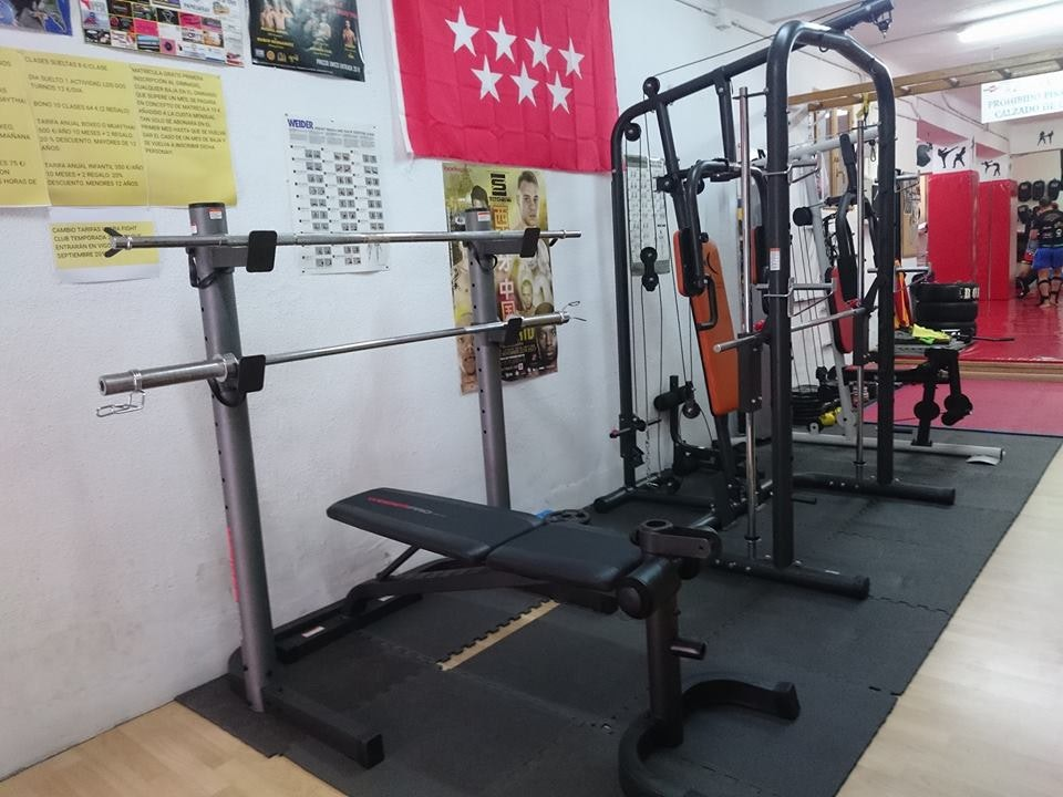Foto 2 Oferta Usera Fight Club Madrid {2} - GymForLess