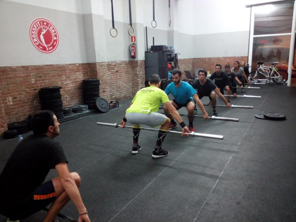 Picture 0 Deals for Crossfit Gala Barcelona {2}
